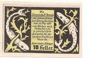 10 Heller (St. Roman) -  avers
