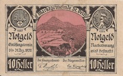 10 Heller (St. Veit an der Gölsen) – avers