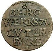 3 Kreuzer - Romanus – avers