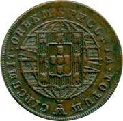 40 Reis - D. João VI – revers