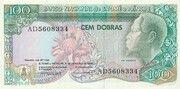 100 Dobras – avers