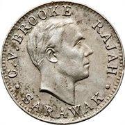 1 cent - Charles V. Brooke Rajah – avers