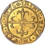 1 Scudo d´Oro - Carlo VI, Emperor – revers