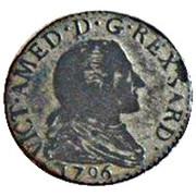 10 Soldi - Victorio Amedeo III – avers