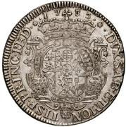 Scudo - Carlo Emanuele III – revers