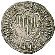 Reale - Pietro IV d'Aragona – avers