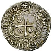 Reale - Pietro IV d'Aragona – revers