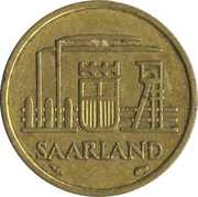 10 franken -  avers