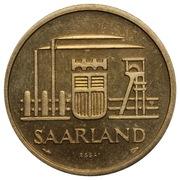 50 franken (Essai) – avers