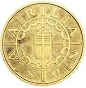 100 franken (Essai) – avers