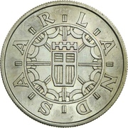 100 franken (Essai lignes courtes) – avers