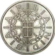 100 franken (Essai lignes moyennes) – avers