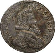 2 fiorini - Carlo Emanuele I – avers