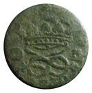 2 denari - Victor-Amedée II – revers