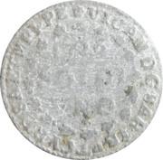 1 soldo Vittorio Amedeo II – avers