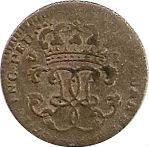 Soldo - Charles-Emmanuel III – revers
