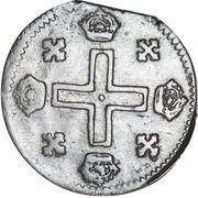 1 Soldo - Vittorio Amedeo II – revers