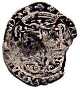 1 soldo Victor-Amédée duc de Savoie – avers