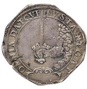 Scudo - Carlo Emanuele I (Type 2) – revers