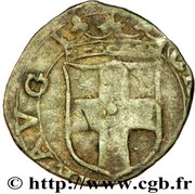 Forte - Charles-Emmanuel 1er – revers