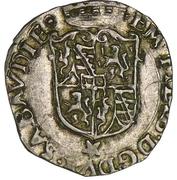 Soldo - Emmanuel-Philibert (2ème type) – avers