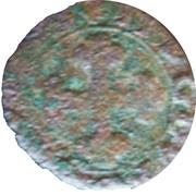 ½ soldo Charles-Emmanuel II (1er type) – revers