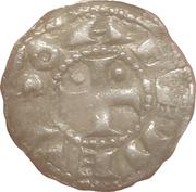 Denier sécusien - Amédée III – avers