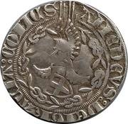 Demi-gros - Amédée VIII, comte de Savoie (1er type) – avers