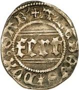 Quart de gros Amédée VIII (Duc de Savoie) – avers