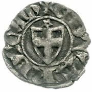 1 Forte - Graf Eduardo (Saint-Maurice Savoyard County) – avers
