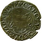Grosso - Carlo II (III type) – avers