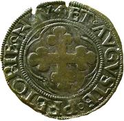 Grosso - Carlo II (III type) – revers
