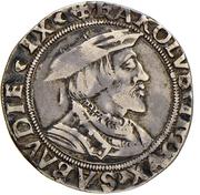 Testone - Carlo II (Type 8) – avers