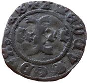 ¼ Gros - Amedeo VIII (1st type) – avers