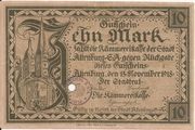 10 Mark (Altenburg) – avers