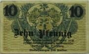 10 Pfennig (Apolda) – revers