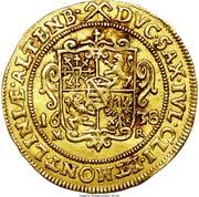 2 ducat Johann Philipp & Friedrich Wilhelm II – revers