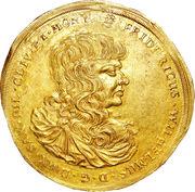 10 Ducat - Friedrich Wilhelm III (mort de Friedrich Wilhelm III) – avers