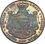 2 Thaler / 3½ Gulden - Georg – revers