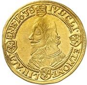 1 ducat Johann Philipp et Friedrich Wilhelm II – revers