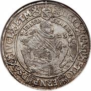 1 Thaler - Johann Casimir & Johann Ernst II – avers