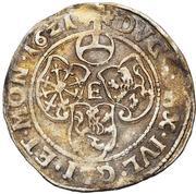 24 kreuzer Johann Casimir & Johann Ernst II – revers