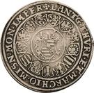 ½ Thaler - Johann Casimir and Johann Ernst – revers