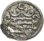 1 Pfennig - Johann Casimir and Johann Ernst – avers