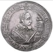 1 reichsthaler Johann Casimir – avers