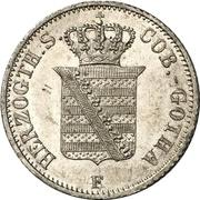 2 Groschen - Ernst II – avers