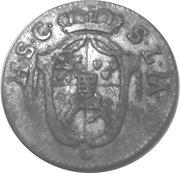 1/48 thaler Franz Friedrich Anton – avers