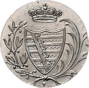 6 Kreuzer - Franz – avers