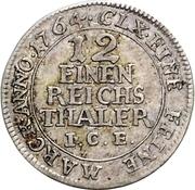 1/12 Thaler - Franz Josias – revers