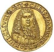 1 ducat Christian – avers